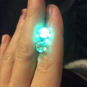 Jewelry - LED earrings. Prefect for Raves and Festivals